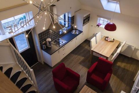 Appartement Pieterom in Sleen, Drenthe NL
