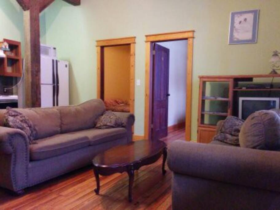 Suite 1 Lounge