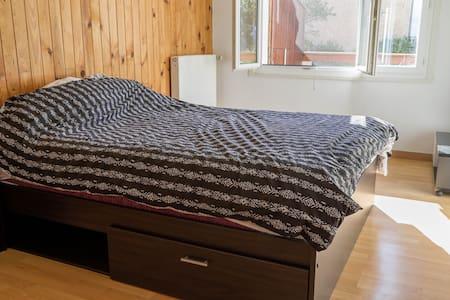Chambre chez l'habitant - Wohnung
