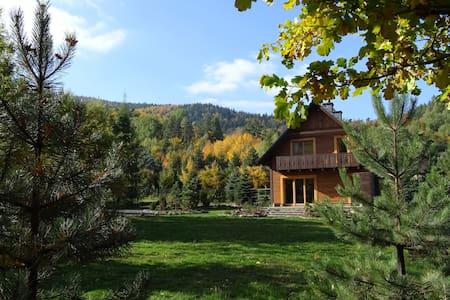 Klimaska - nad górskim potokiem - wadowicki - Квартира