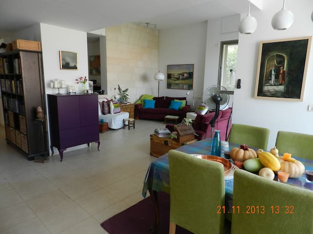 Panoramic View of Yavne'el  Valley  - Yavne'el - Bed & Breakfast