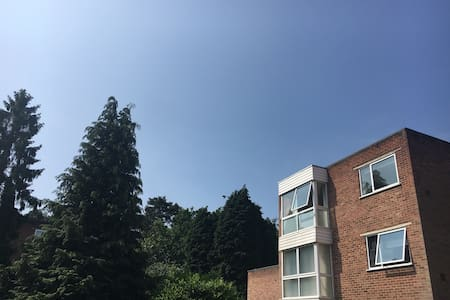 Top floor spacious apartment Ascot - Ascot - Apartmen