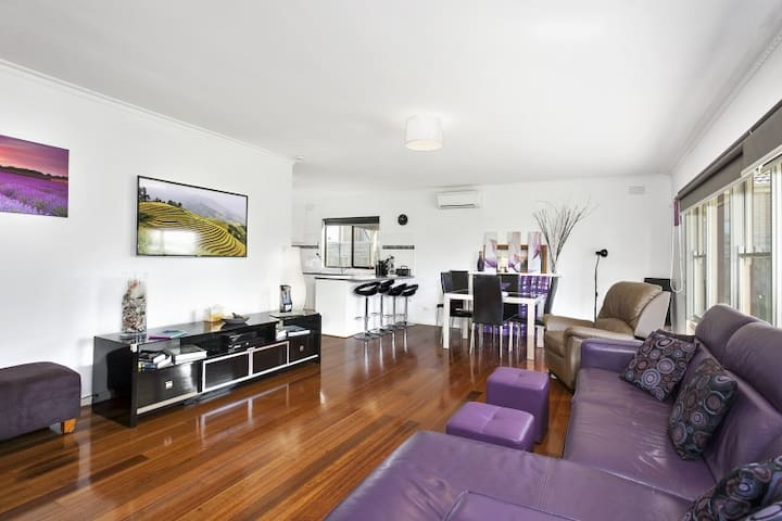 Family & Pet Friendly Beach House - Indented Head