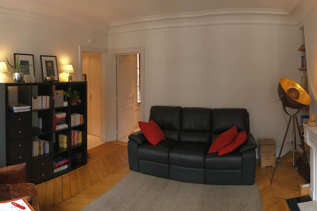 Living-room, view 2