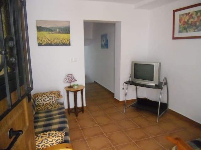 Apartamento Turbilla - Árchez - Apartamento