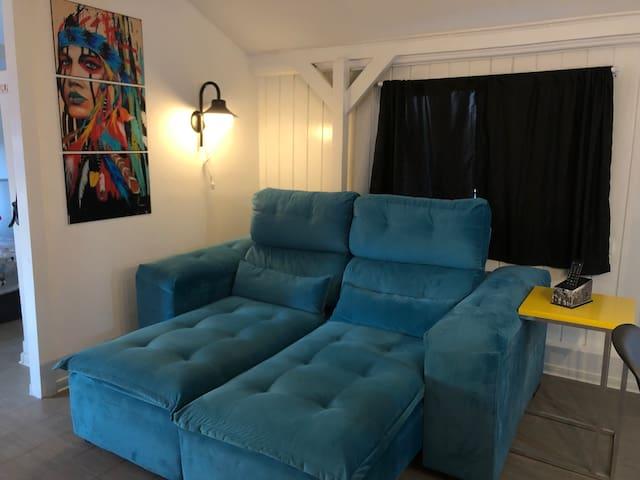 Studio Privado perto do Centreventos Joinville