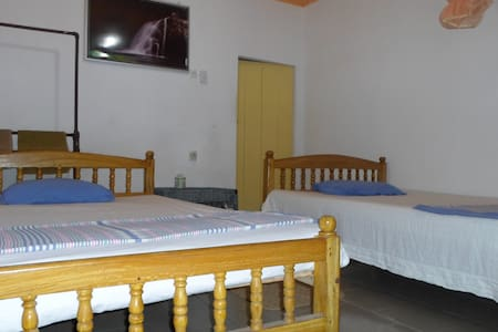 Room for 4 People - Deniyaya - Bed & Breakfast