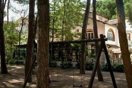 """"""" La Villa """"  in pineta a due passi dal mare - เซอร์เวีย - วิลล่า"""