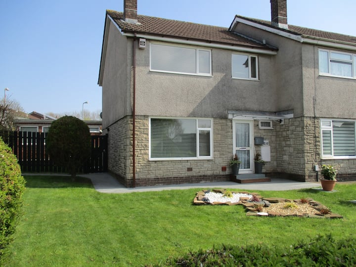 HOMELY PLACE CLOSE TO CARDIFF CITY CENTRE