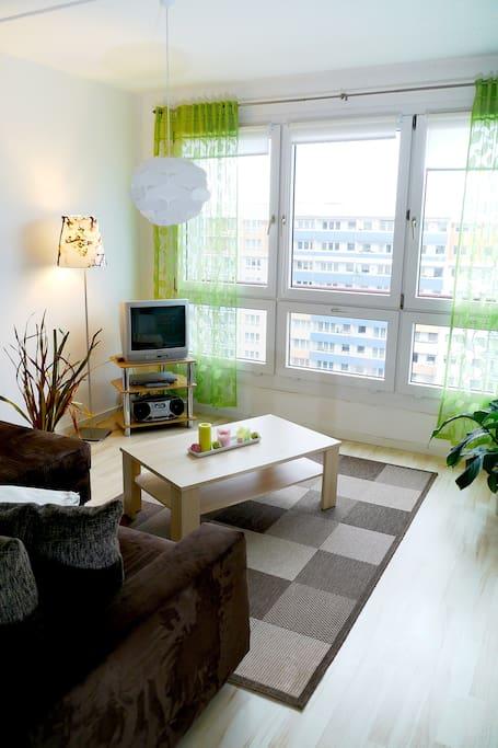 Berlin City Studio 4 mit W-Lan
