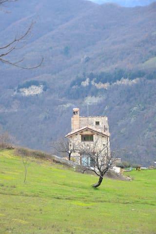 Antico Casale Marchigiano - Acquasanta Terme  - Hus