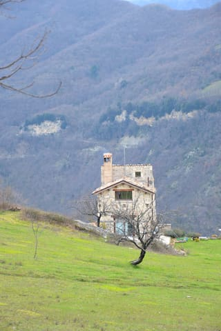 Antico Casale Marchigiano - Acquasanta Terme  - Huis