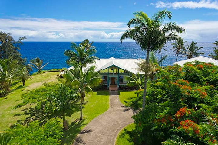 PALI LANI - TRUE OCEANFRONT LUXURY - Hakalau - House