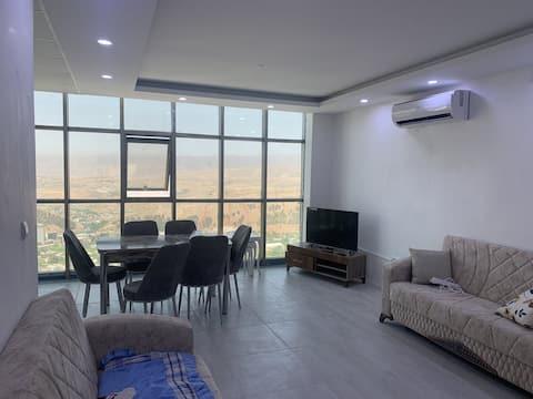 jätte fin lägenhet på 14 våningen väcker uppsikt
