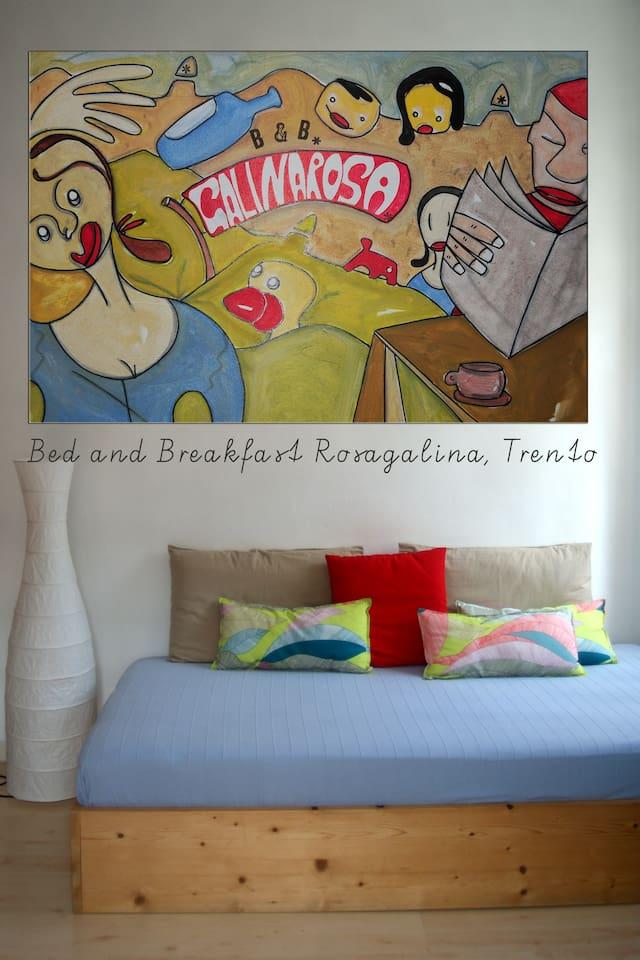 Bed & Breakfast Rosagalina Trento