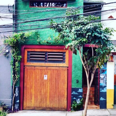Suite independente com jardim. @copaibacasa