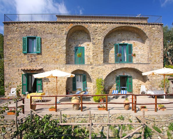 """Charming House"" :) :)  - Sant'Agata sui Due Golfi - Appartement"