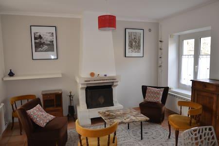 Charmante maison meublée 4 pers - Viarmes - Haus