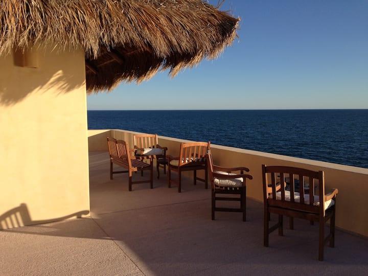 Rocky Point Oceanfront Villa