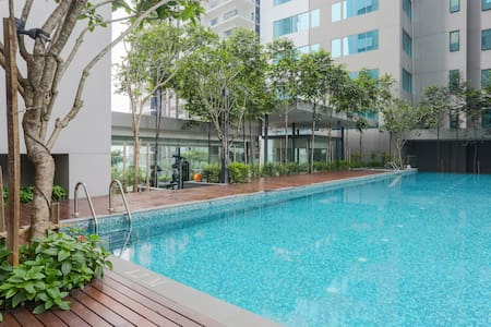 New and Modern Apartment In KL City - Kuala Lumpur - Appartement