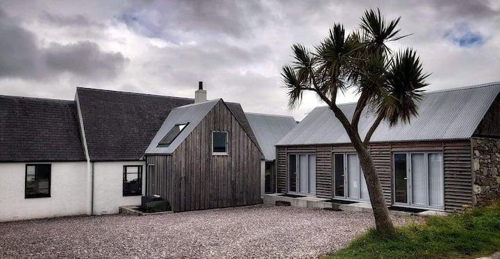 Plockton Shoreside Bothy - Loch Carrann