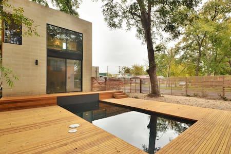New Design Home, Pool, E. 6th