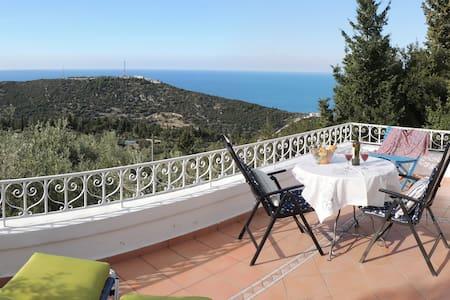 Villa Morea - Agios Nikitas Villas - Lefkada