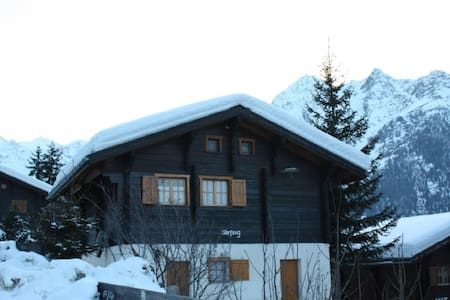 Chalet in der Sonnenregion Wallis - St. Niklaus - House