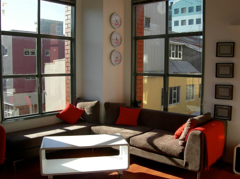 Bright Compact One Bed Wellington Apartments For Rent In Wellington Wellington New Zealand