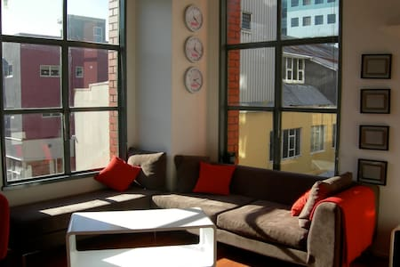 Bright Compact One Bed Wellington - Wellington