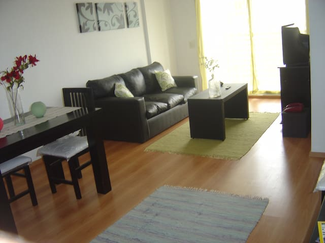 Nice flat at Audiovisual district. - Buenos Aires - Flat