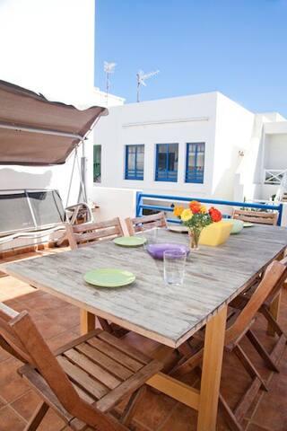Hendrix House in Famara, Lanzarote