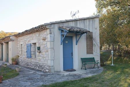 GITE ENTRE MER - MONTAGNE - LACS - Sainte-Croix-de-Quintillargues