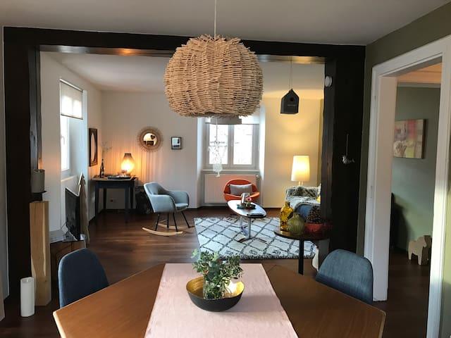 Le Gîte de *La Petite Alsacienne* - Ammerschwihr - Wohnung