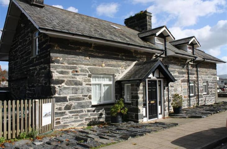 5 star ground floor apartment on the harbourside - Porthmadog - Appartement