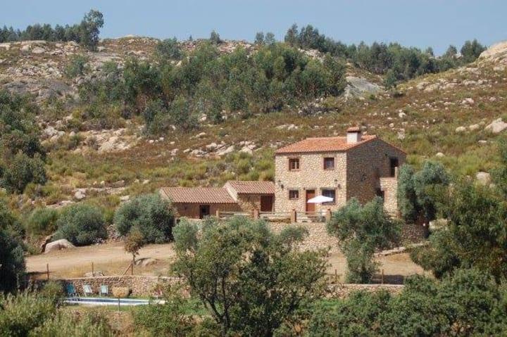 Casa Rural Soto de Nisa en Valencia de Alcantara