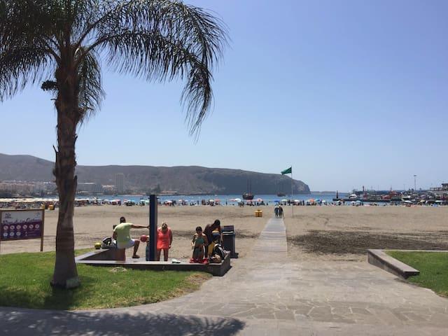 Great location Los Cristanos