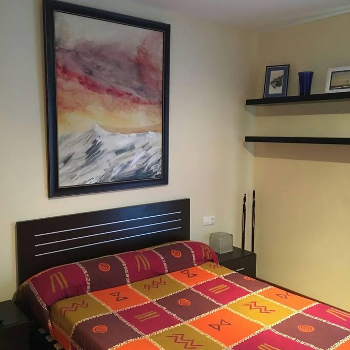 Habitación cama 1.35