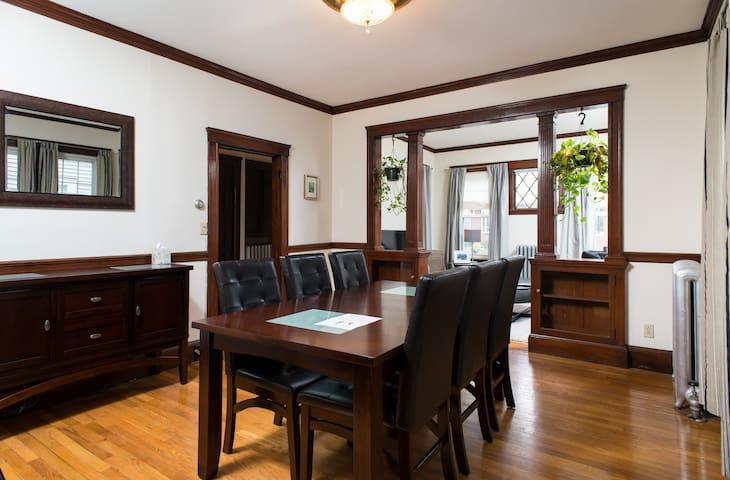 First Floor Condo Near Harvard, MIT & Subway (13R) - Cambridge - Apto. en complejo residencial