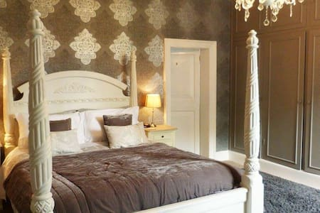 Luxury King Room, Peaceful Grade II Listed House - Chester