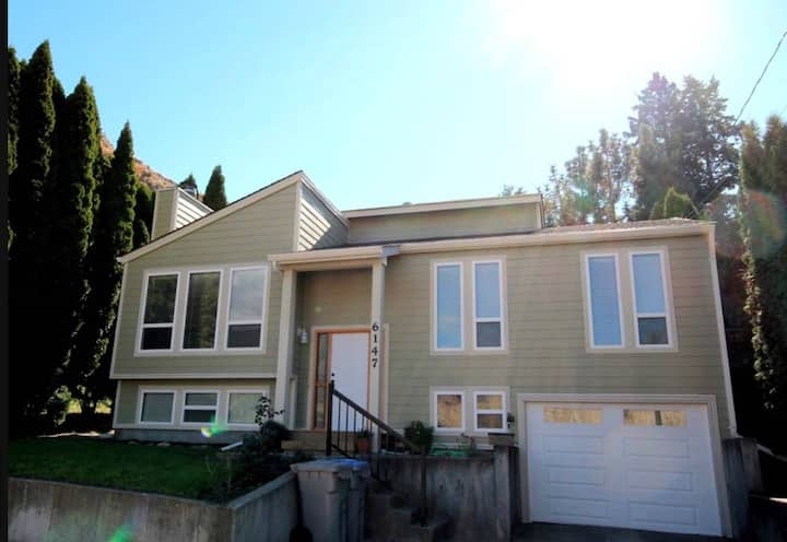 Quiet Family Home in Dallas Kamloops