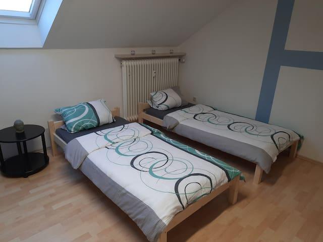 LV Standard Apartment in Weiden nähe Klinikum