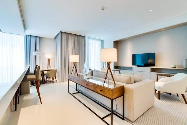 Vida Residences Downtown, Two Bedroom City View