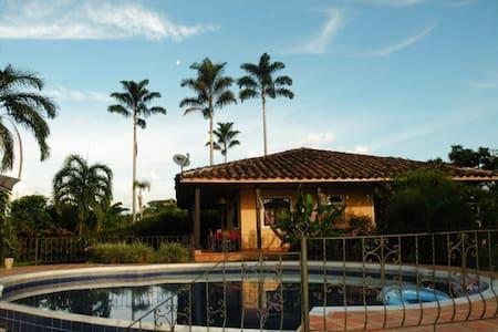 Finca Islaverde ideal para descanso en el Quindío - Quimbaya
