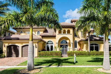 Intercostal home close to beach and city centre - Lighthouse Point