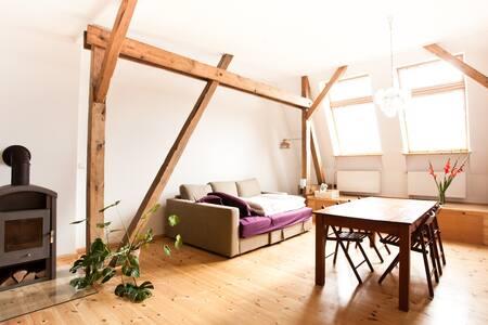Beautiful 50sqm Heart of Berlin - Berlin - Apartment