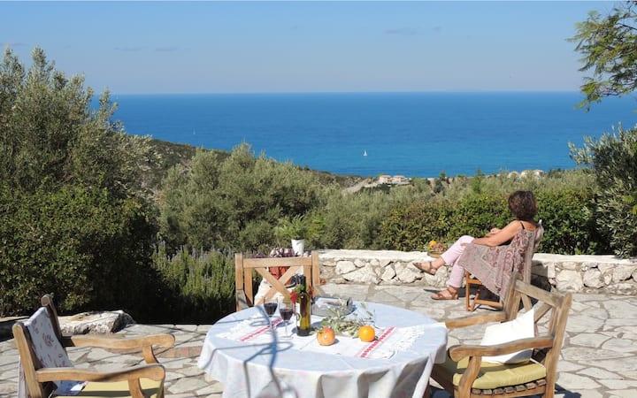 Villa Olea - Agios Nikitas Villas