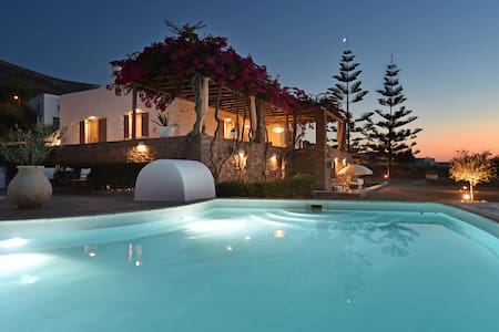 Paros Sunset Villa - Willa
