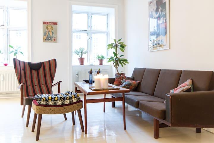 Unique Nørrebro home