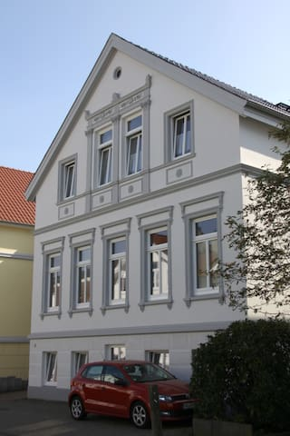 Möblierte Wohnung in zentraler Lage - Oldenburg - Hus
